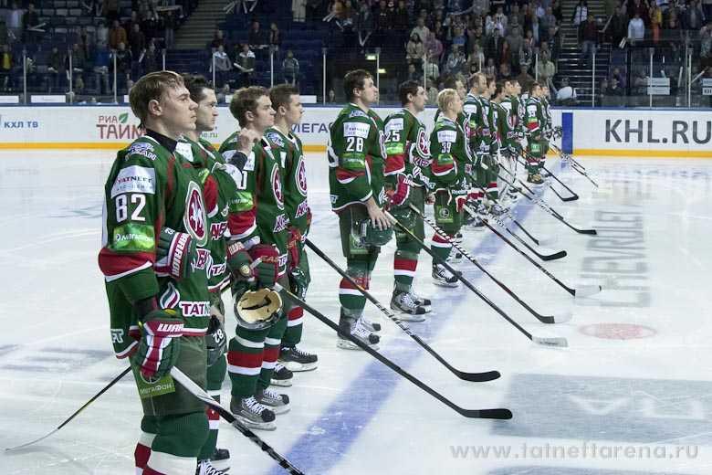 ак барс хоккей: