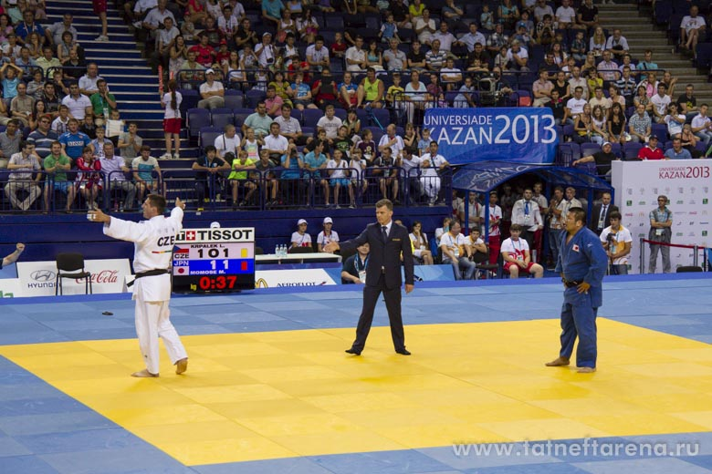 В ТАТНЕФТЬ АРЕНЕ пройдет Чемпионат Европы по дзюдо!