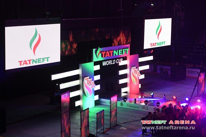 ИТОГИ ПОЛУФИНАЛА  Чемпионата мира«Бои по правилам TNA на кубок TATNEFT»  сезона 2017 года