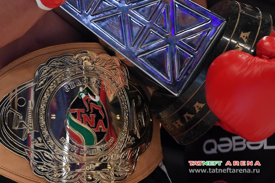 Старт XI сезона Чемпионата мира «Бои по правилам TNA на кубок TATNEFT» 1/8 Финала, 1 этап. 24.04.2018